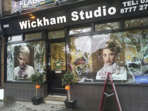 Wickham Studio hairdresser