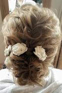 Wedding hair by Wickham Studio