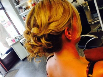 Occasion hair